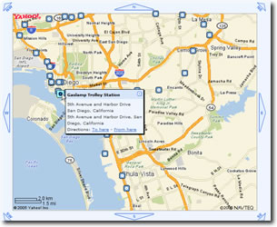 Yahoo MapMaker for Microsoft Excel