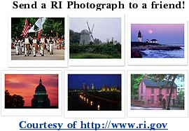 SEND A RI POSTCARD TO A FRIEND, COURTESY OF HTTP://WWW.RI.GOV!