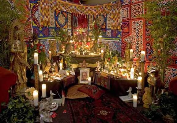 Online Shrines And Altars