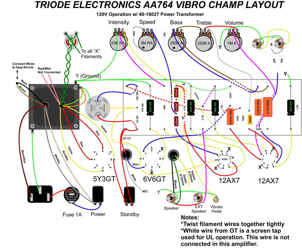 upgraded my diy champ's ot and pt, now have blocking distortion 3-way switch wiring diagram fender fender champ wiring diagram #34
