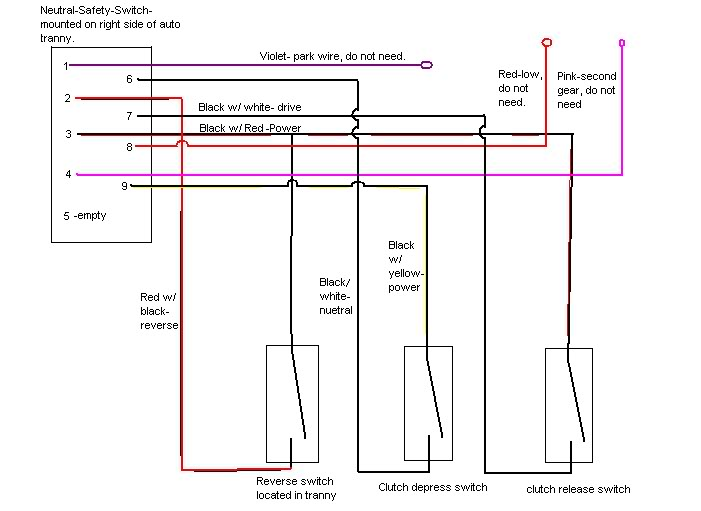 Tacoma4Lifes_NSWdiagram 92 toyota pickup speed sensor wiring diagram wiring diagram and  at n-0.co